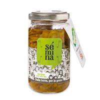 Zucchine sott'olio Bio